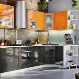 Кухня Виола Тигра узкая