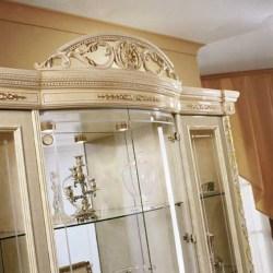 гостиная Corinto gold фабрика Mobiline (Biesse)