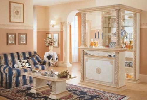 гостиная Elegance avorio - Главная