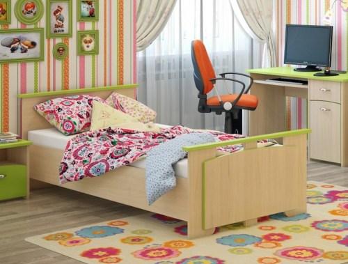 Кровать 90*190