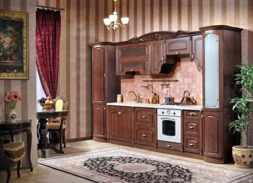 Марлен прямая - Кухни