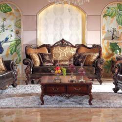 мягкая мебель Francisc-2 Brown фабрика Анна Потапова