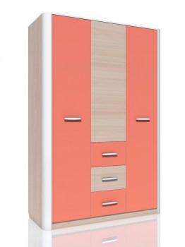 Шкаф комбинированный Коралл