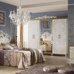 Спальный гарнитур Анжелика спальня фабрика Ювита