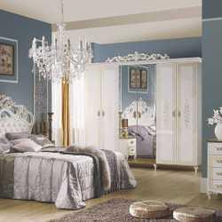 Спальный гарнитур Белла спальня фабрика Ювита