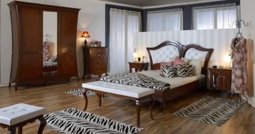 Спальный гарнитур Capri фабрика Mobex