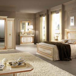 Спальный гарнитур Leonardo фабрика Arredo Classic