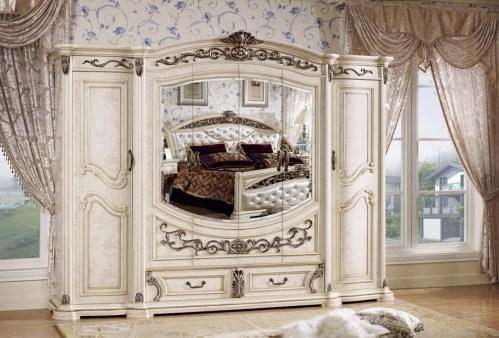 Спальный гарнитур Мадрид 8970 - Спальни