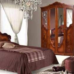 Спальный гарнитур Мелани фабрика КМК мебель