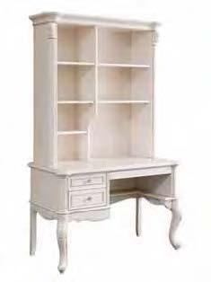 Стол письменный с книжным стеллажом