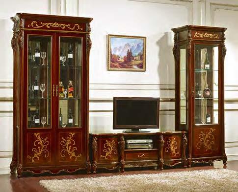 витрина Ekaterina II - Витрины и ТВ