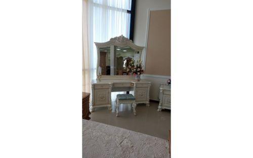Спальня АНАБЕЛЬ KARLANABEL 737, беж с золотом