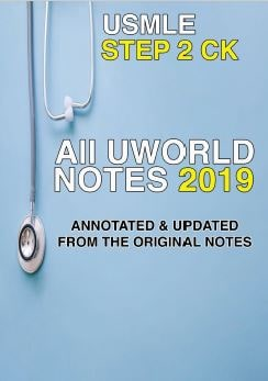 All Uworld Notes 2019 - mebooksfree net