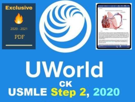 UWorld USMLE Step 2020 uwousmste2ck2020.jpg
