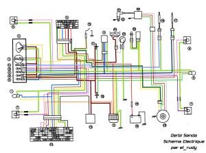Schémas électrique de 50 à boite  Mecacustom