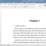 Microsoft Word 2016 pour Mac - Article