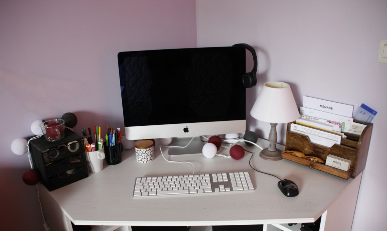 Mécanismes d'Histoires - ranger son bureau avec une home organizer - Eliette Home organizer 3