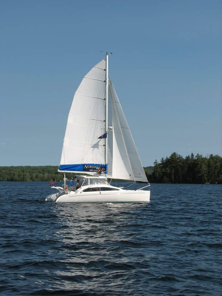 Me Cat 30 Maine Cat Catamarans