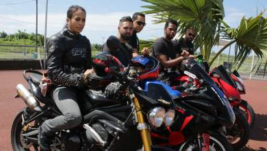 Photo of A la rencontre du groupe Facebook Moto Reunion 974