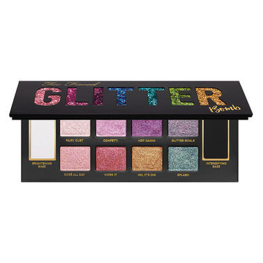 Too Faced - GLITTER PALETTE