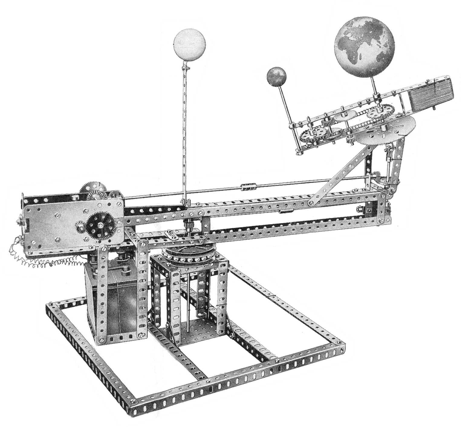 Ysis Of Meccano Manuals