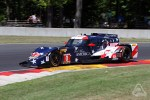 Katherine Legge in the DeltaWing at Road America.