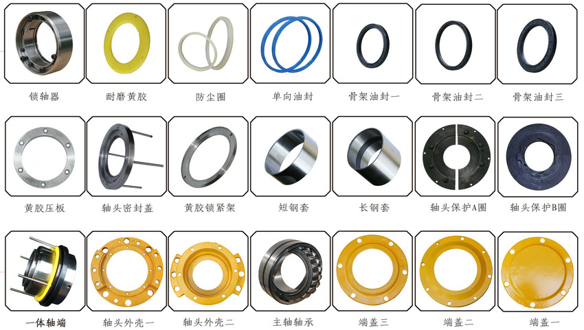 sicoma shaft seal