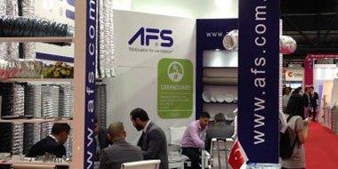 AFS, Dubai Big 5'ta Yeniliklerle Doluydu