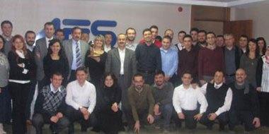 AFS, Çalışanları İle İhracat Başarısını Kutladı