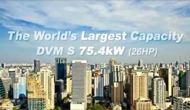 Yüksek COP ve EER Değerleri ile Az Yer Kaplayan Samsung Sistem Klimaları