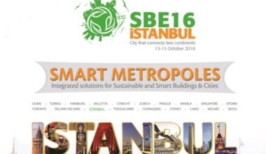 SBE16 İstanbul Konferansı'nın Bildiri Tarihi 1 Mart'a Kadar Uzatıldı