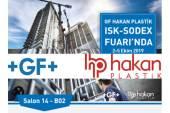 GF Hakan Plastik, ISK SODEX 2019'da