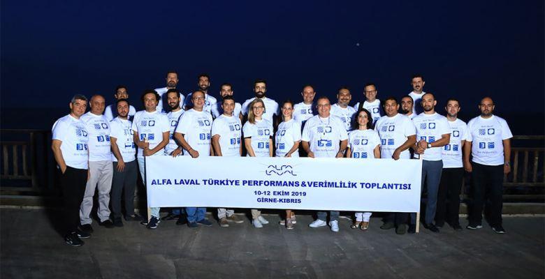 Alfa Laval İş Ortakları Kıbrıs Gezisinde Buluştu
