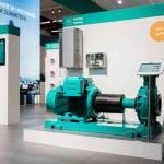 Pompa sektörünün öncüsü Wilo, çok yönlü kullanıma uygun Wilo Atmos GIGA-N ile dikkat çekiyor