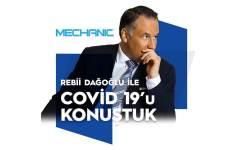 Rebii Dağoğlu Covid-19 Röportajı