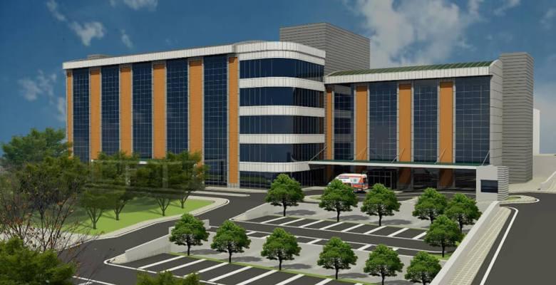 Pa-Flex Kauçuk Hastane Projelerinde