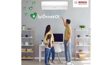 Bosch Termoteknoloji #İyiörnekol Hareketi ile Farkındalık Yaratıyor!