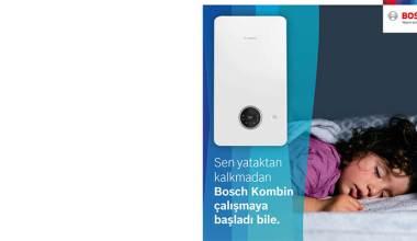 Bosch Termoteknoloji Isıtma Sezonuna Hızlı Bir Giriş Yaptı