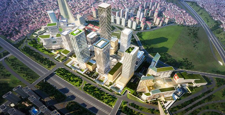 Masdaf, Verimli Pompa Teknolojileri ile İstanbul Uluslararası Finans Merkezi'nde
