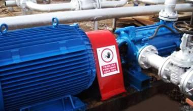 Zorlu petrol sahalarının çözüm ortağı Standart Pompa