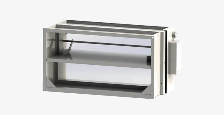 Doğuş Teknik 1200°C de 240 dk. Dayanımlı yangın damperini EN 1366-2:2015 standardına uygun olarak belgelendirdi