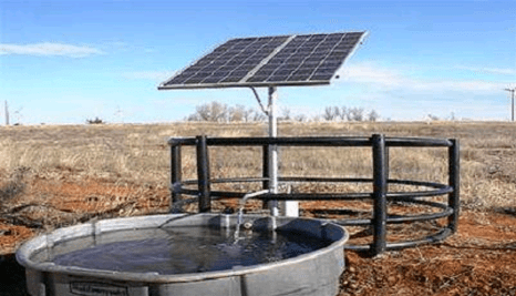 SOLAR ENERGY BASED WATER LIFTING AND PUMPING SYSTEMS FOR SMALL IRRIGATION PROJECTS