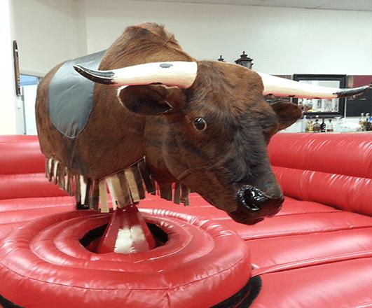 Image result for mechanical bull