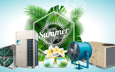 Tips to Keep Your HVAC System and You Cool This Summer