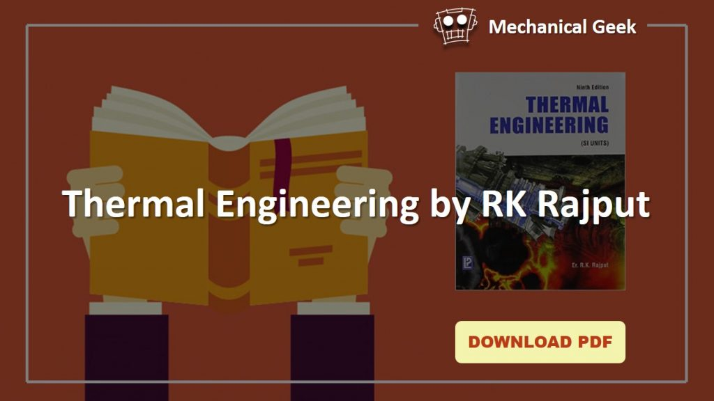 Engineering Thermodynamics Book By Rk Rajput Pdf