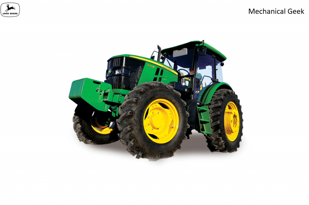 John Deere 6110 B. John Deere 6110 B price, John Deere 6110 B specification, John Deere 6110 B review