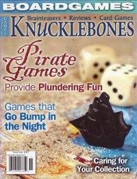 Knucklebones: November 2007