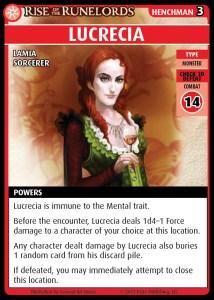 Pathfinder ACG: Lamia