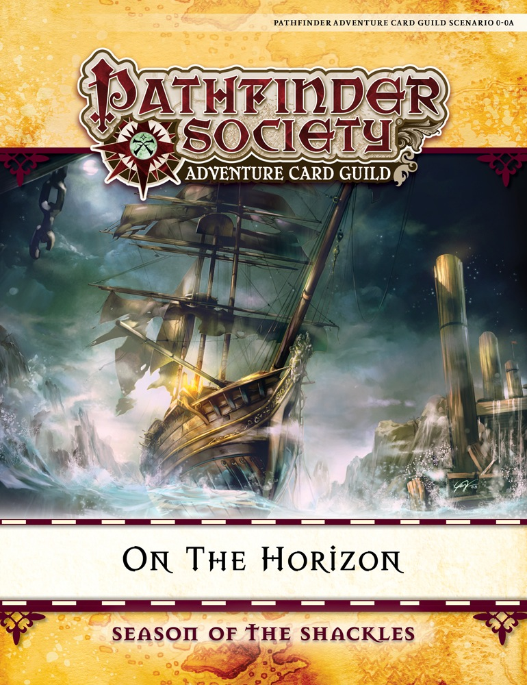 Return to Pathfinder Adventure Card Game — The Campaign