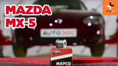 Mazda MX-5 Stabigummis